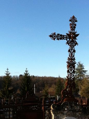 Morceau de croix