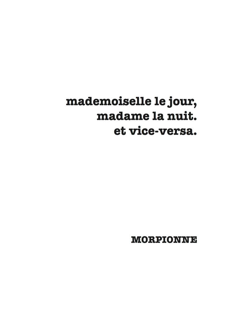 morpionne