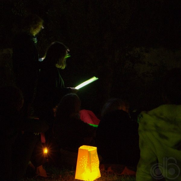 aperçu de deux lectrices dans la Nuit Verte ©ced.portinari