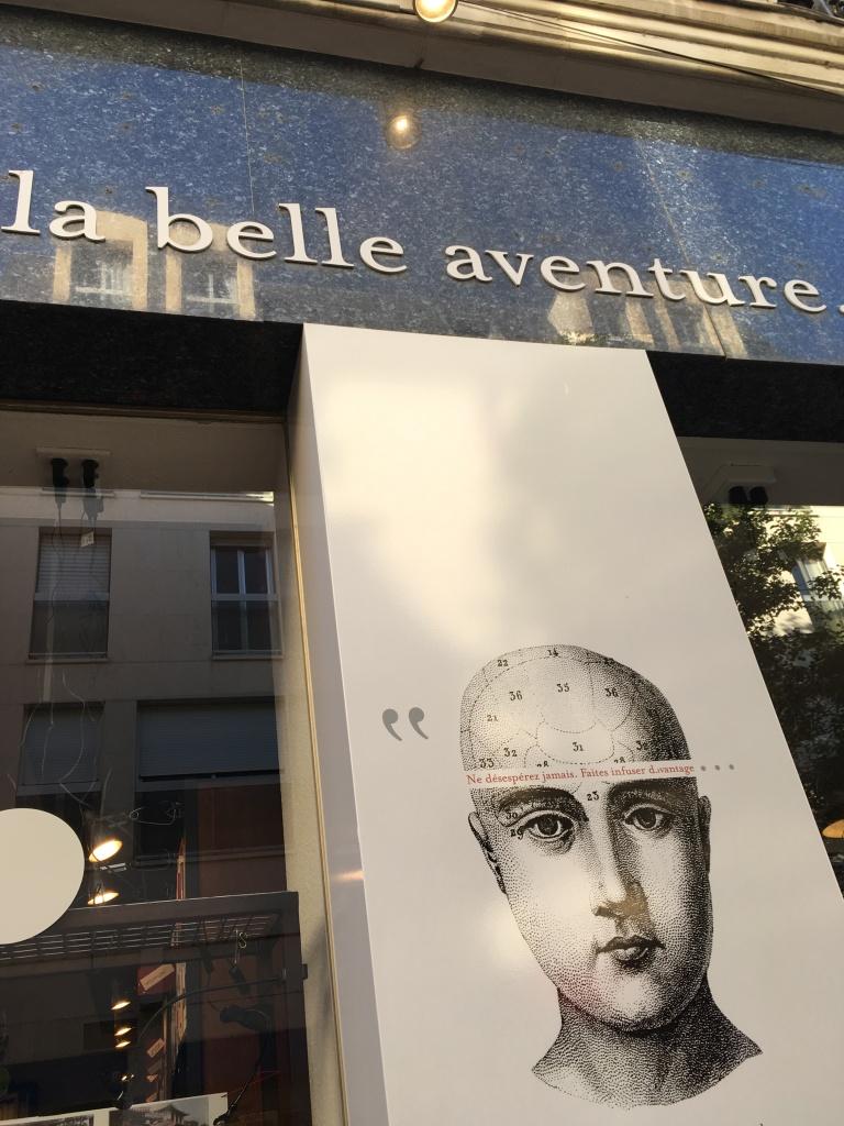 Librairie à Poitiers